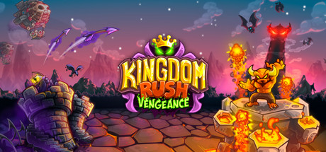 Kingdom Rush Vengeance Tower Defense Download Free MAC Game