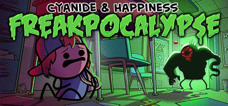 Cyanide Happiness Freakpocalypse Free Download PC Game