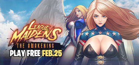 League of Maidens Free Download PC Game