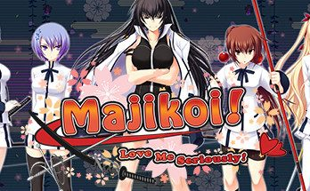 Majikoi Love Me Seriously Free Download PC Game