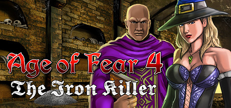 Age of Fear 4 The Iron Killer Free Download PC Game