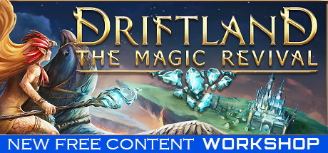 Driftland The Magic Revival Free Download PC Game