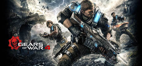 Gears Of War 4 Free Download PC Game