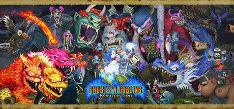 Ghosts N Goblins Resurrection Download PC Game