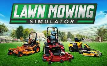 Lawn Mowing Simulator Free Download PC Game