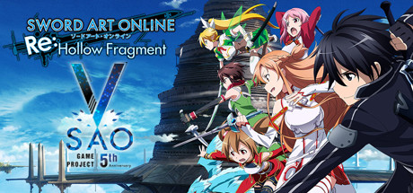 Sword Art Online Re Hollow Fragment Free Download PC Game