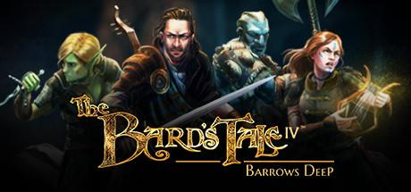 The Bards Tale 4 Barrows Deep Free Download PC Game