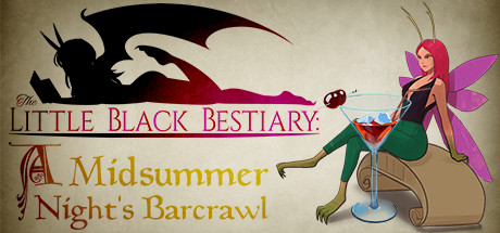 The Little Black Bestiary Free Download PC Game