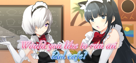 Would You Like To Run An Idol Cafe Free Download PC Game